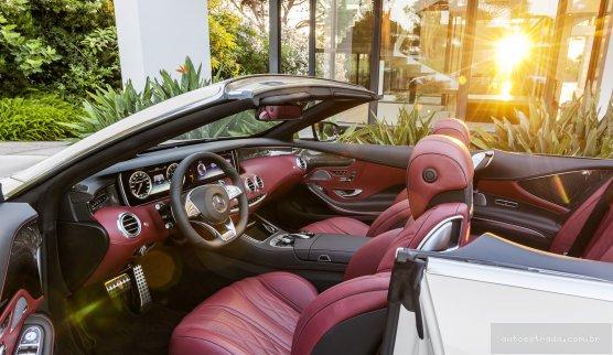 (A217): Mercedes revela por inteiro a nova Classe S Cabriolet antes de Frankfurt Not_1441151599