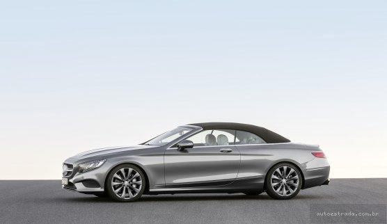 (A217): Mercedes revela por inteiro a nova Classe S Cabriolet antes de Frankfurt Not_1441151617
