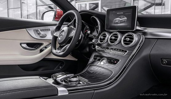 (C205): Mercedes-Benz apresenta nova geração do Classe C Coupé no Brasil Not_1468279083